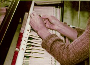 Elisabeth Bell Piano Service Resume